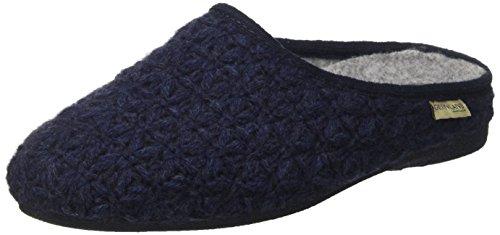 Mules Ci0249 Bleu Blu Femme GRÜNLAND Blu 4wF5qq
