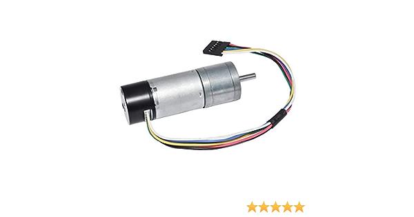 Motor Globe Motors 24VDC Gear Motor 455A729 IM-15 with Encoder