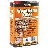 Everbuild Lumberjack Woodworm Killer Treatment 1L by qwikfast