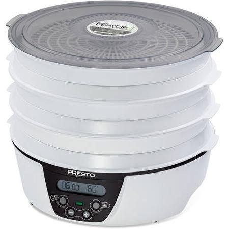 Presto 6303 Dehydro Digital Electric Food Dehydrator by Presto