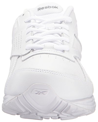 V Grey Walking Shoe WD Max Ultra Wide Reebok D DMX Flat D White Women's Enfxnq8P