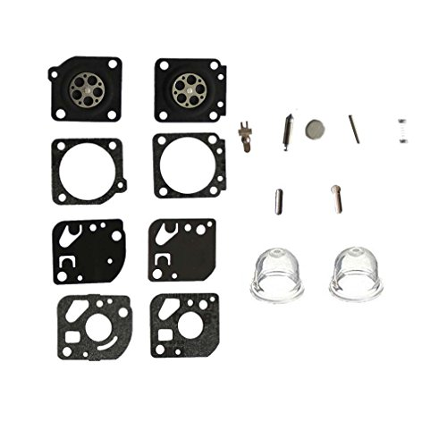 AISEN Carburetor Diaphragm Repair Kits Primer Bulb for sale  Delivered anywhere in USA