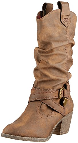 Sidestep Dog Rocket Para Camperas Brown Graham Mujer Graham Botas brown qTpddwx5