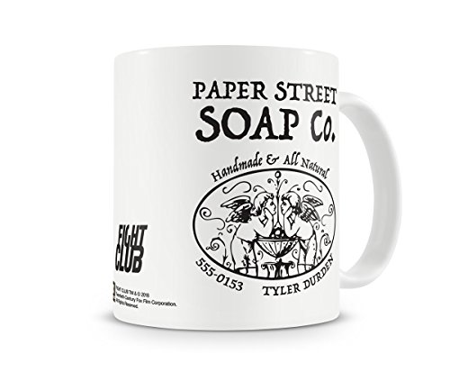 Officially Licensed Fight Club - Paper Street Soap Company Coffee Mug
