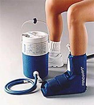recherche de véritables bonne vente style populaire Hot & Cold Therapy Attelle pour cheville pour cryothérapie ...