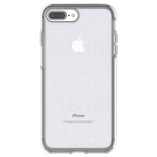 EAR SERIES Case for  iPhone 8 Plus & iPhone 7 Plus (ONLY)  - STARDUST (SILVER FLAKE/CLEAR) ()