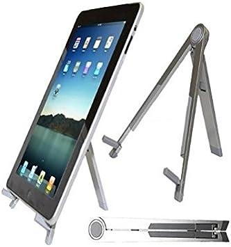 DeliaWinterfel Soporte de Mesa Universal portátil Ligero para iPad ...
