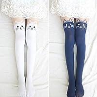 cosplay? Precioso gatito Velvet Velvet Lolita Medias (4