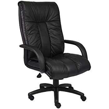 Amazon Com Boss Office Products B8701 High Back No Tools