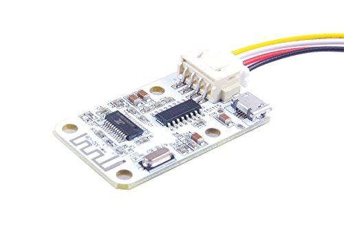 KNACRO 3W+3W Wireless Bluetooth 4.0 Audio Receiver Steady Digital Amplifier Board