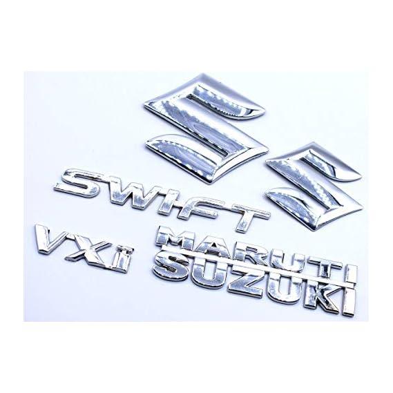 Generic Swift VXI Maruti Suzuki Emblem