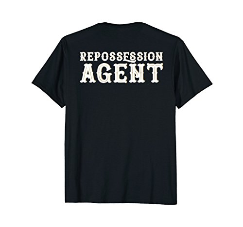 Repossession Agent Asset Recovery Western Work Shirt