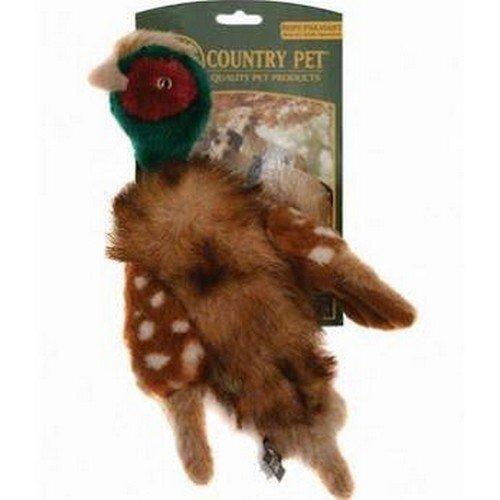 Pheasant Brown Large Pheasant Brown Large Country Pet Dog Toy (Large) (Pheasant Brown)
