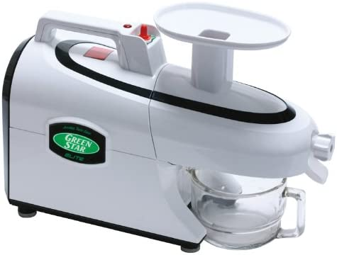 Greenstar Elite 5000 - Exprimidor eléctrico, con accesorios, color ...