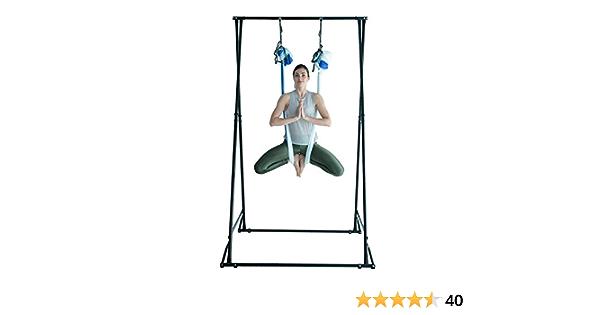 KT KT1.1520YG - Soporte para Antena de Yoga Soporte Plegable y portátil, de Altura Ajustable, Estable y Duradero, para Yoga