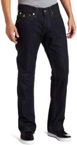 True Religion Men's Ricky Straight-Leg Jean