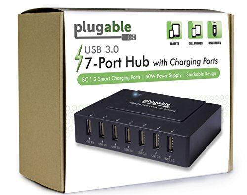 Plugable SuperSpeed Hub 60W Power Adapter