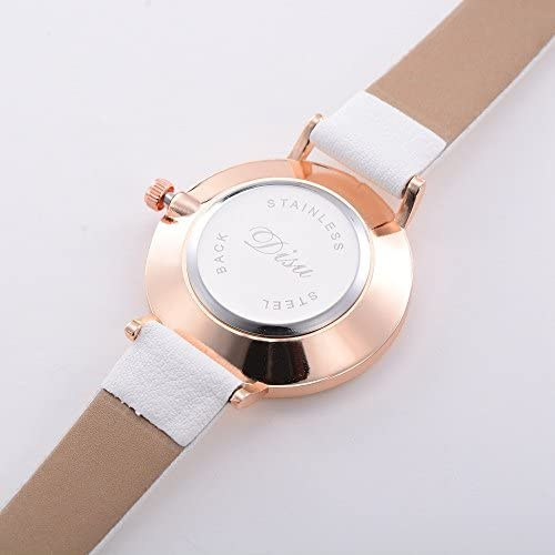 [해외]Wrist Watches for Women Under 5 Fashion Women Retro Design Leather Band Analog Alloy Quartz Wrist Watch Nice Gifts for Your Lovers / Wrist Watches for Women Under 5 Fashion Women Retro Design Leather Band Analog Alloy Quartz Wrist ...