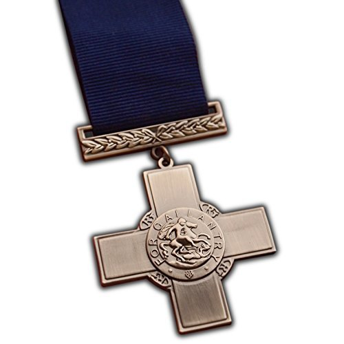 The George Cross Highest Gallantry Award for Civilians & Military WW2 | Army | Navy | RAF | Replica