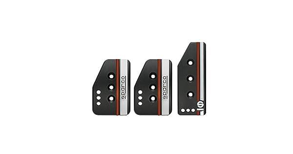 Amazon.com: Sparco 037879iop01 Conjunto de pedales: Automotive