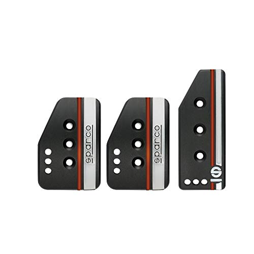 - Sparco 037879IOP01 Pedal Set