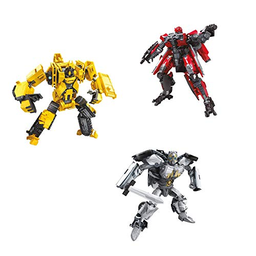 - Transformers Studio Series Deluxe Wave 6 Set of 3 Figures