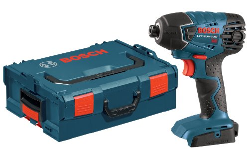 Bosch 25618BL 18V Impact Driver  with L-Boxx-2 and Exact-Fit