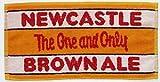 tabletop towel bar - Newcastle Brown Ale Cotton Bar Towel (pp) by signs-unique