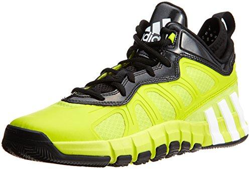 Adidas Crazyquick 2.5 Low Mens Sneakers Da Basket / Scarpe Verdi