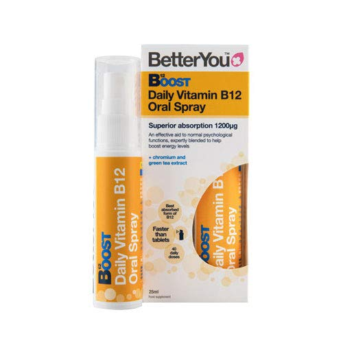 Better You Boost Pure Energy Oral Spray 25ml GroceryCentre 637397