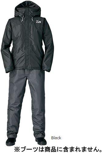 ダイワ  レインマックス ハイロフト ウィンタースーツ DW-3505 ブラック L
