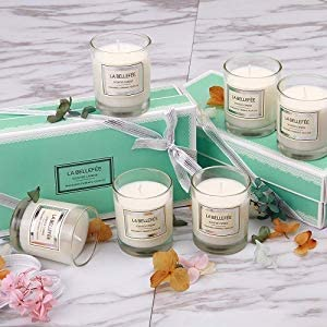 SCENTED CANDLE JARS FLAVORS HOME NIGHT THERAPEUTIC NEW 350 GRAMS