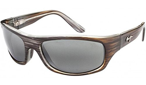 Jim Rider Surf Black Maui Sonnenbrille Stripe Grey pUvdtxw