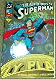 img - for The Adventures of Superman Issue #505 (Reign of the Superman!) book / textbook / text book