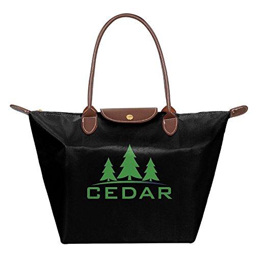 Cedar Women's Folding Bag,Water-tight Nylon Handbag For - Stores Cedar Rapids In