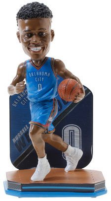 Russell Westbrook  2016 NBA Name and Number Bobblehead