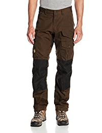 Fjallraven Men's Vidda Pro Trousers Regular, Dark Olive, 48