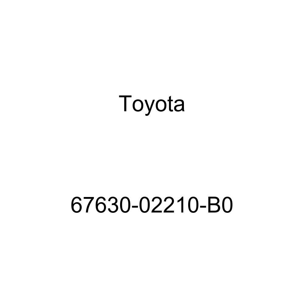 Genuine Toyota 67630-02210-B0 Door Trim Board