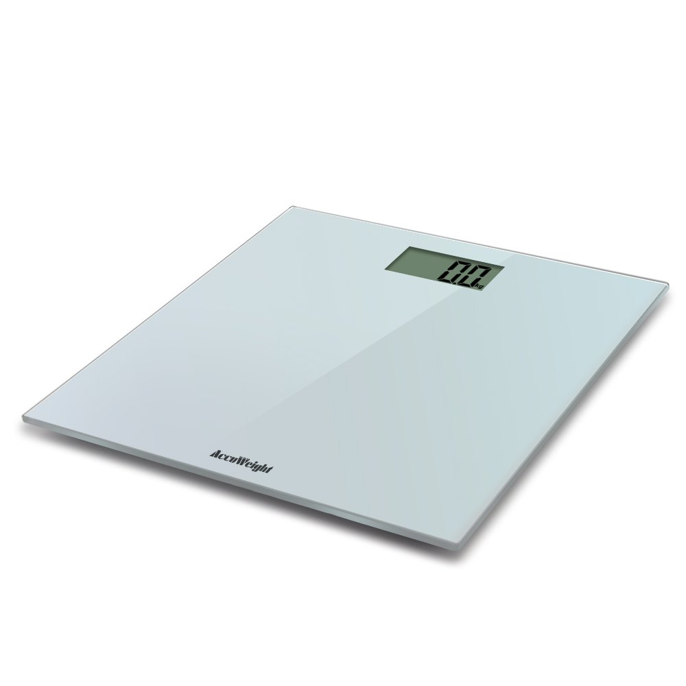 Retro bathroom scales - Accuweight High Accuracy Digital Bathroom Scale Electronic