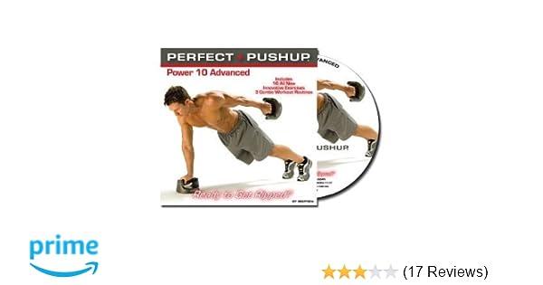 Perfect Fitness Perfect Pushup Elite Rotating Push Up Handles Pair HOT Free Ship