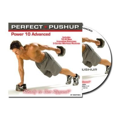 Perfect Pushup Power Advanced DVD