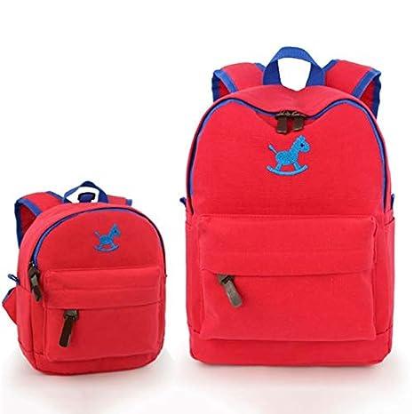 Amazon.com: Children Bags Anti-Lost Canvas Backpack Kids Mochila Infantil Satchel: Kitchen & Dining