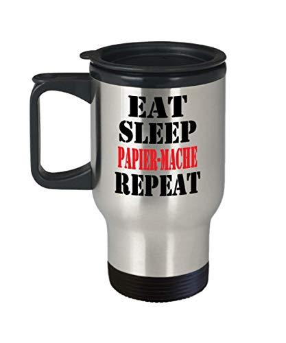 Insulated Travel Mug Custom Papier-Mache Mug Going Away Gift State Mugs Moving Away State Gift Somebody My Heart Is,al1300]()