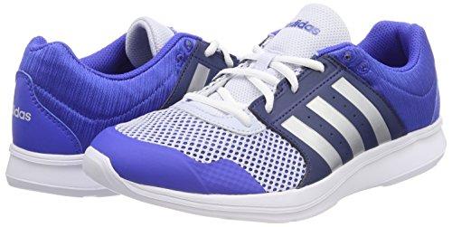 S18 De Bleu Essential noble Femme S18 Gymnastique Adidas Fun res Chaussures Blue Met res W Indigo Ii Hi S18 hi silver q8AwdX7