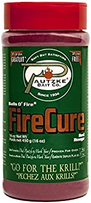 Pautzke - Fire Cure Red (P16FC/RED-X)