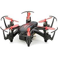 Megadream Nano 2.0MP HD Camera Hexacopter 2.4G 4CH 6Axis Headless Mode RTF RC Quadcopters - Red