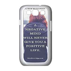 Quotes Samsung Galaxy S3 Case White Yearinspace966375