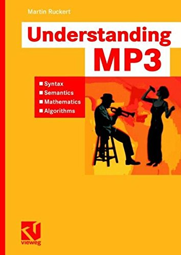 Read Online Understanding MP3 pdf