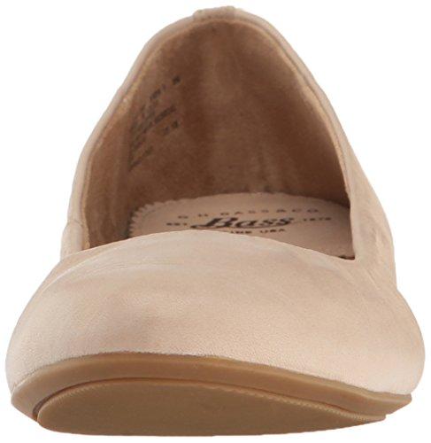 Bass G Women's H Felicity CO Flat Nude Ballet gqqBP5wx