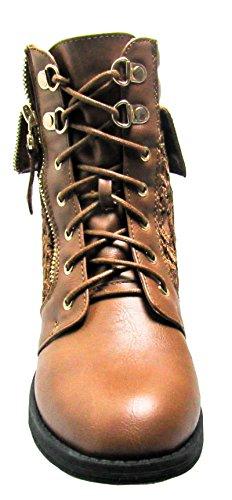 Forever Boots US 9 M Tan Womens Sevilla D 66 rrvzq